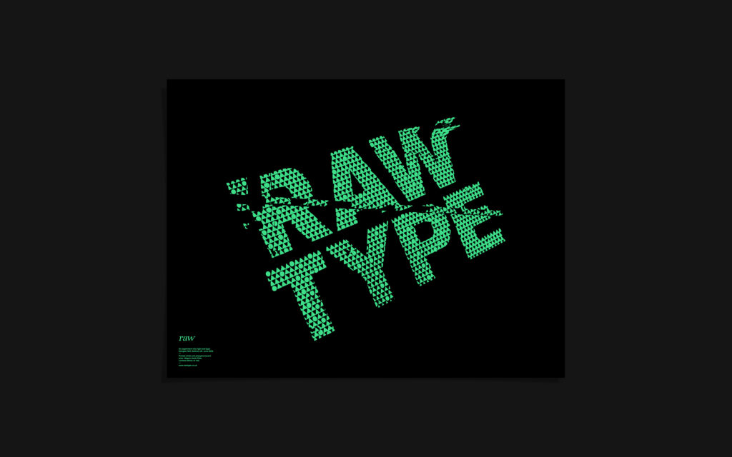 Raw Type Image
